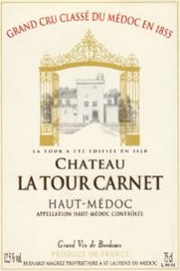chateau latour carnet medoc