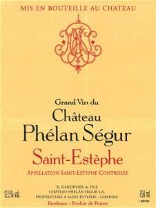 Château Phélan-Ségur, Sant-Estephe