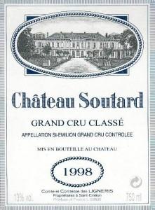 Château Soutard, Saint-Emilion