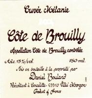 brouilly melanie