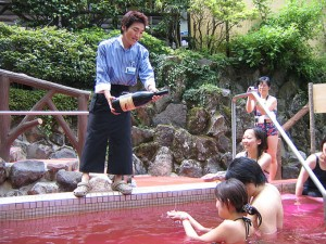 beaujolais japon piscine
