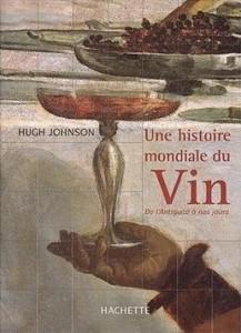 histoire du vin