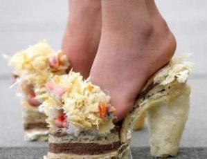 chaussure fromage