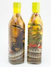 vin de scorpion serpent