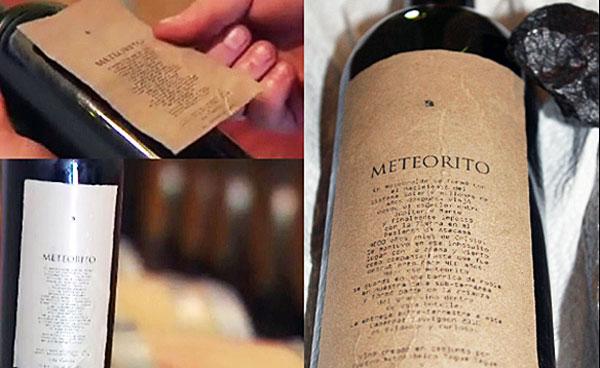 meteorite vin
