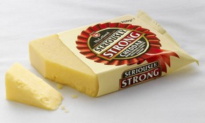 Strong English Cheddar