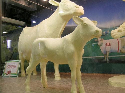 vache beurre
