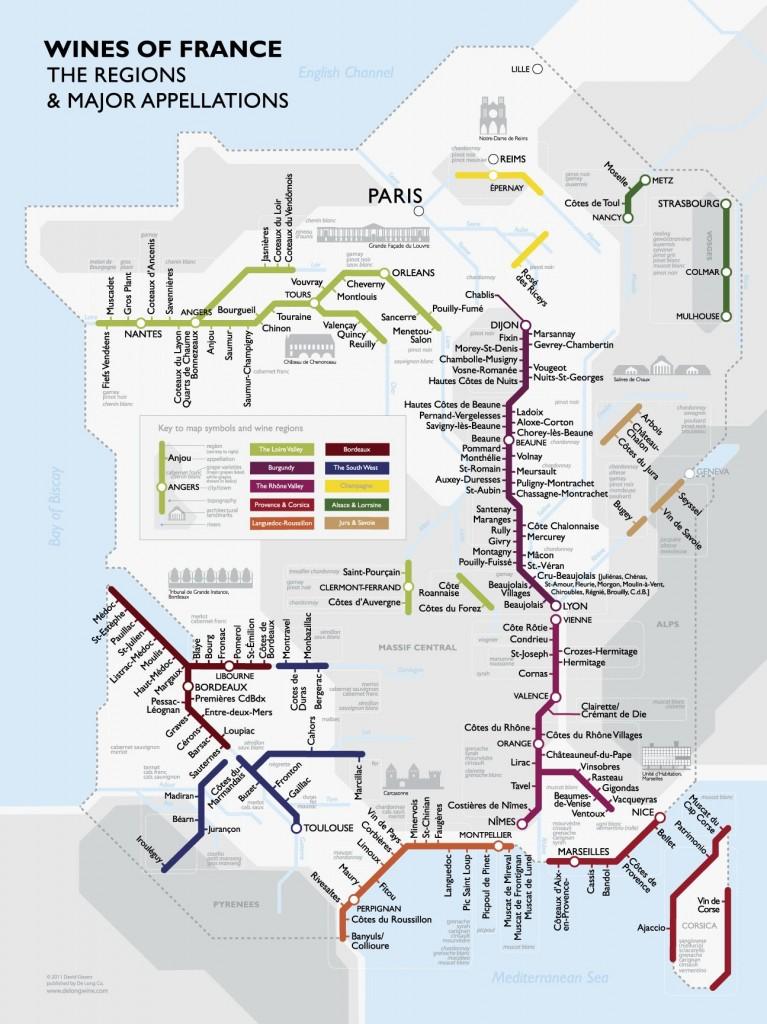 vin metro